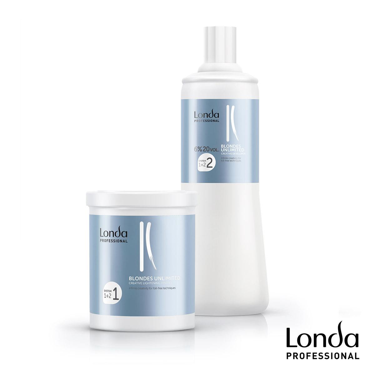 LONDA PROFESSIONAL BLONDES UNLIMITED - Professional Brands