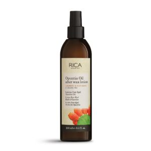 RICA Opuntia Oil After Wax Lotion 250 ml