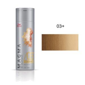 MAGMA 03+ Vopsea pudra pentru suvite