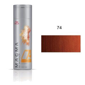 MAGMA 74 Vopsea pudra pentru suvite
