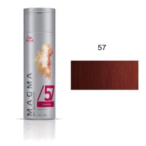 MAGMA 57 Vopsea pudra pentru suvite