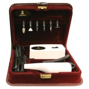 JESSICA NAIL CARE MACHINE Trusa pentru tratamentul unghiilor 230V