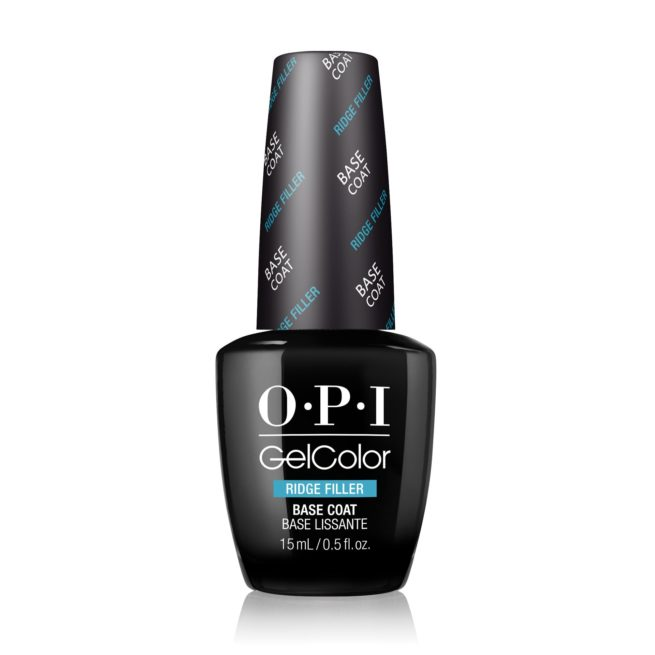 OPI Gel Color Ridge Filler Base Coat 15ml