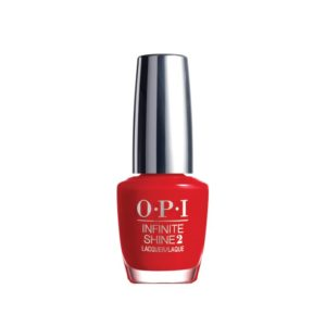 OPI INFINITE SHINE - Unequivocally Crimson 15ml