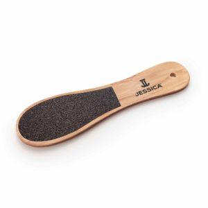 JESSICA WOODEN FOOT FILE Pila din lemn pentru picioare
