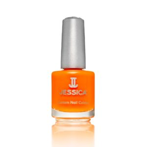 JESSICA CUSTOM COLOURS Lac de unghii Orange Zest