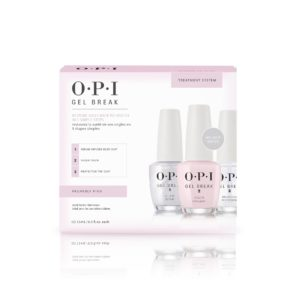 OPI Gel Break Treatment System Trio Pack 1 3*15ml