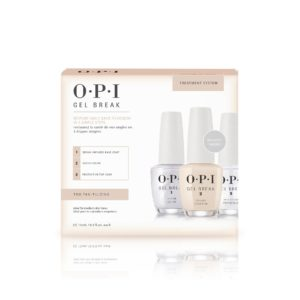 OPI Gel Break Treatment System Trio Pack 2 3*15ml