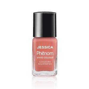 JESSICA PHENOM VIVID COLOUR Lac de unghii Rare Rose