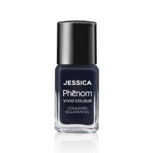 JESSICA PHENOM VIVID COLOUR Lac de unghii Blue Blooded
