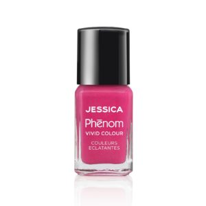 JESSICA PHENOM VIVID COLOUR Lac de unghii Barbie Pink