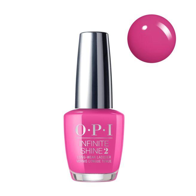 OPI INFINITE SHINE - LISBON No TurnBack From Pink Street 15ml