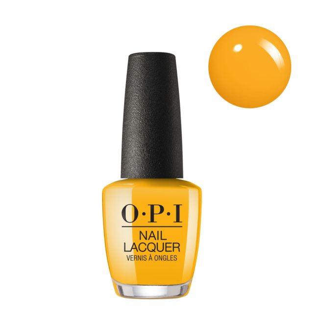 OPI NAIL LACQUER - LISBON Sun, Sea & Sand in My Pants 15ml